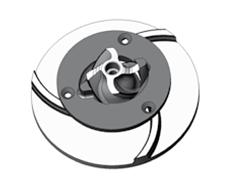 колесо с режущем механизмом