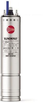 Двигатели Pedrollo для скважинных насосов 4 дюйма 4PD (Италия)